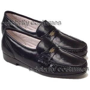 Michael's Trademark Black Loafers