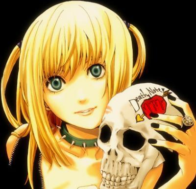 death note wallpaper called Misa Amane