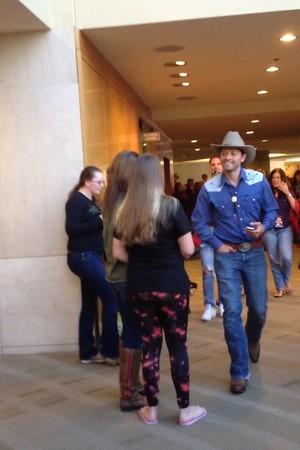 Misha at Dallas Con