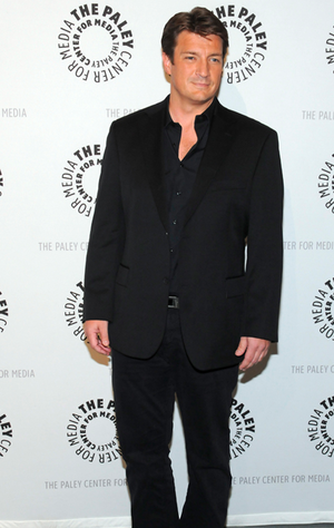 Nathan at Paleyfest-September,2013
