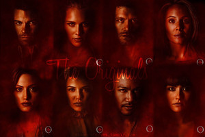 "New ""Bloody"" Promo posters for The Originals"
