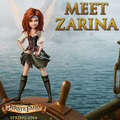 New Lady: Zarina. New Disney Film: The Pirate Fairy (Spring 2014) - disney-leading-ladies photo