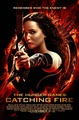 New Official Catching Fire poster - jennifer-lawrence photo