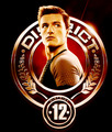 New Peeta promotional posters - josh-hutcherson fan art