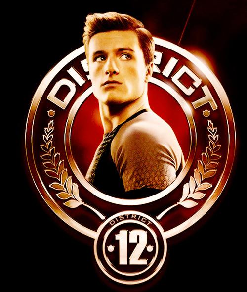 New Peeta promotional posters