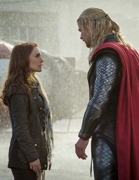 New Thor 2 The Dark World Still