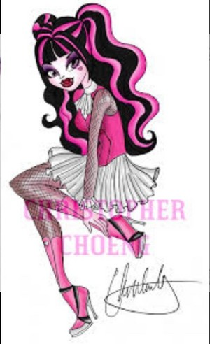 New foto's of monster high