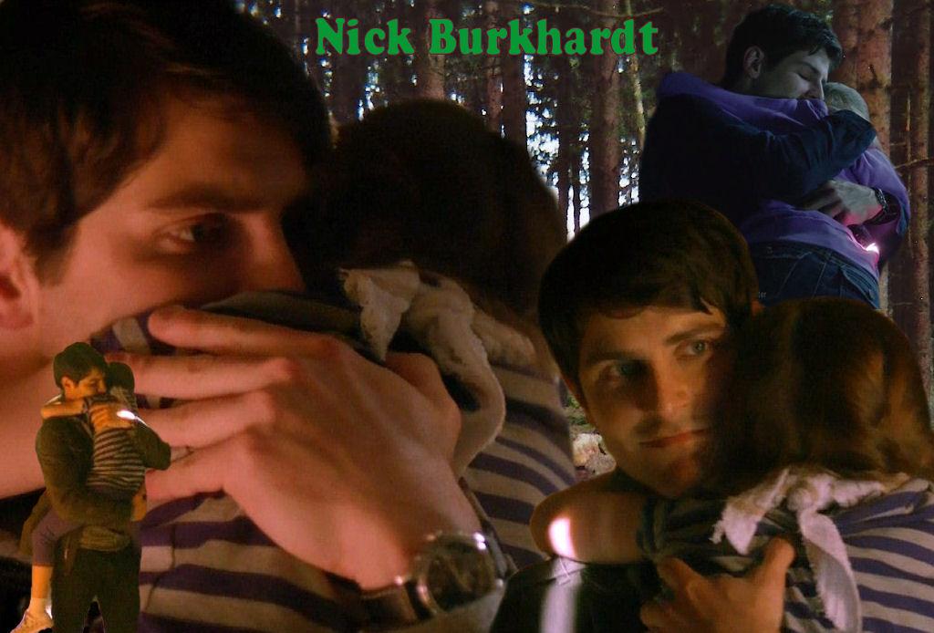 Nick Burkhardt
