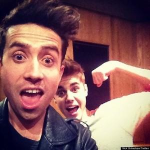 Nick and Bieber