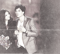 Nina & Ian - ian-somerhalder-and-nina-dobrev fan art