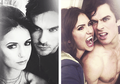 Nina and Ian - damon-and-katherine fan art