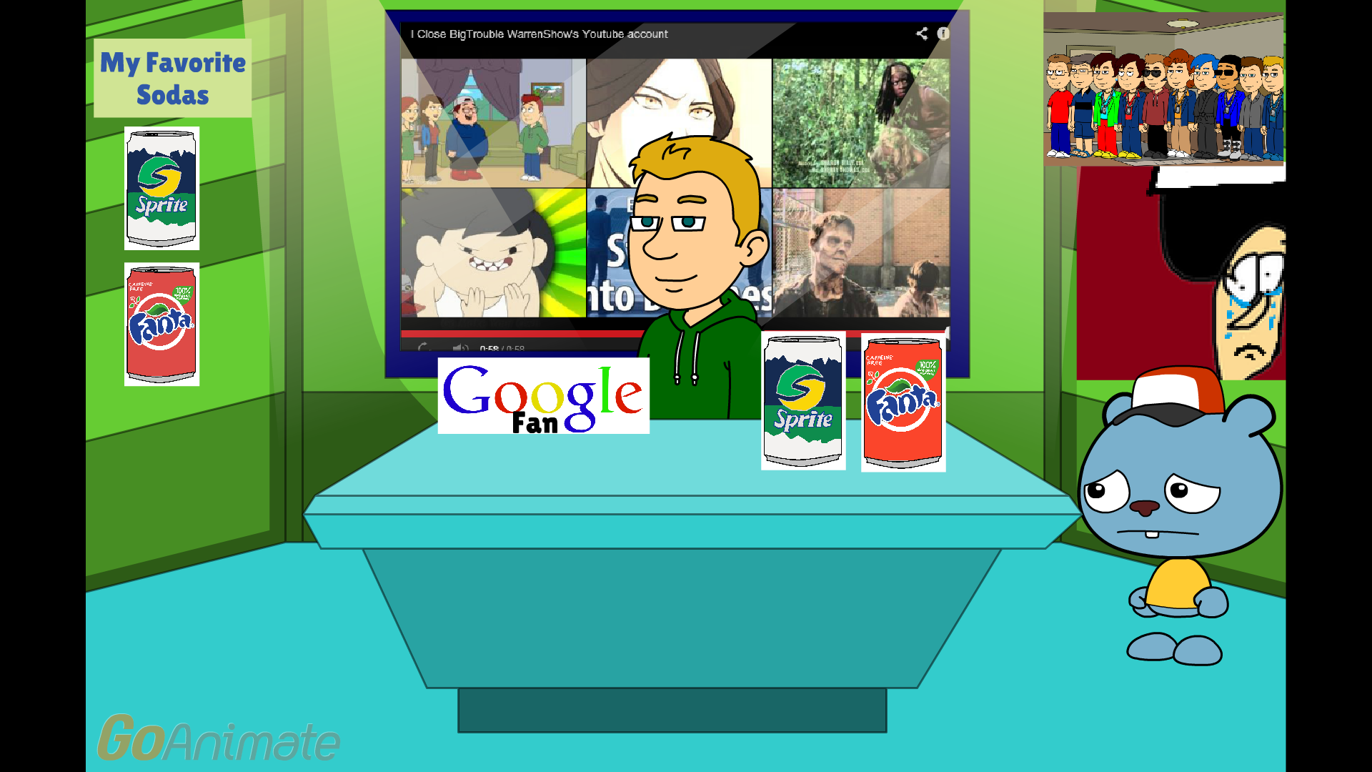 Goanimate images Nintendofan20's Studio HD wallpaper and background ...