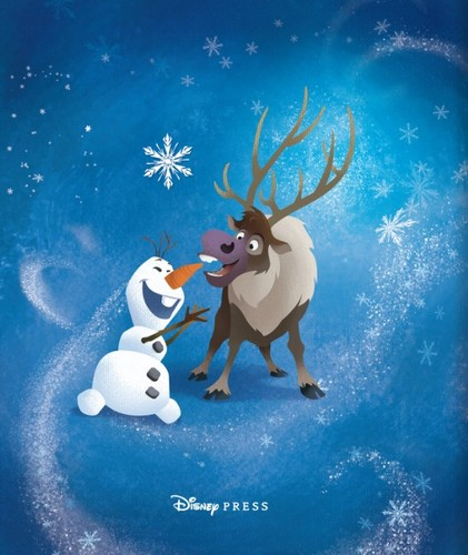 Olaf Wallpapers: Frozen Images Olaf And Sven Wallpaper And Background