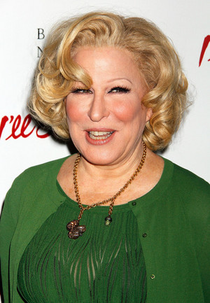 One Time disney Actress, Bette Midler