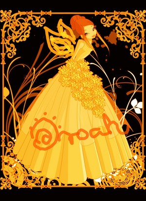 Oroah, fairy of 金牌