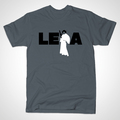 PRINCESS LEIA tee