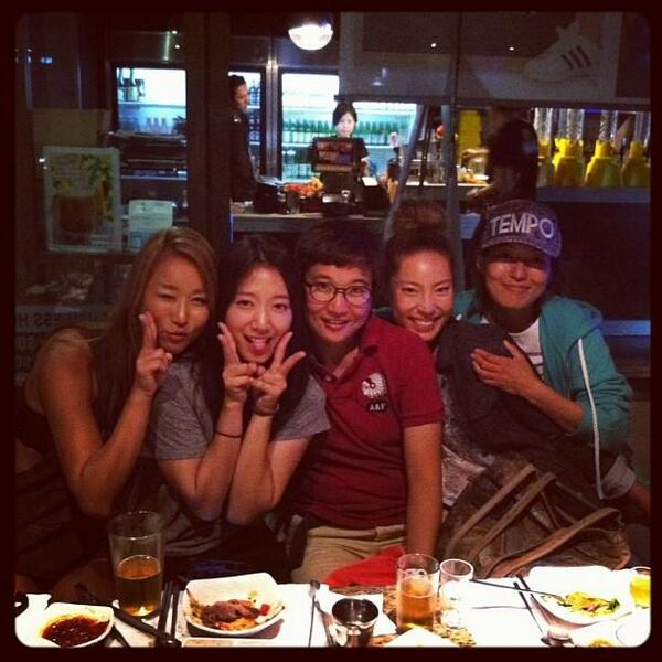 Park Shin Hye The Heirs Wrap up Final Party