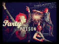 Party Poison - my-chemical-romance fan art