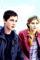 Percy and Annabeth ♚ - percy-jackson-and-annabeth-chase photo