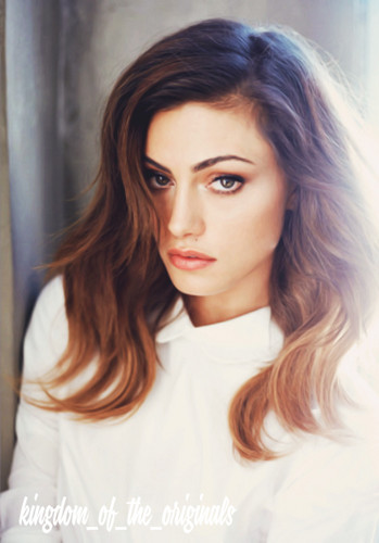 Hayley wallpaper with a portrait called Phoebe Tonkin for ARITZIA Magazine
