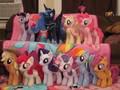 Plushies - my-little-pony-friendship-is-magic fan art