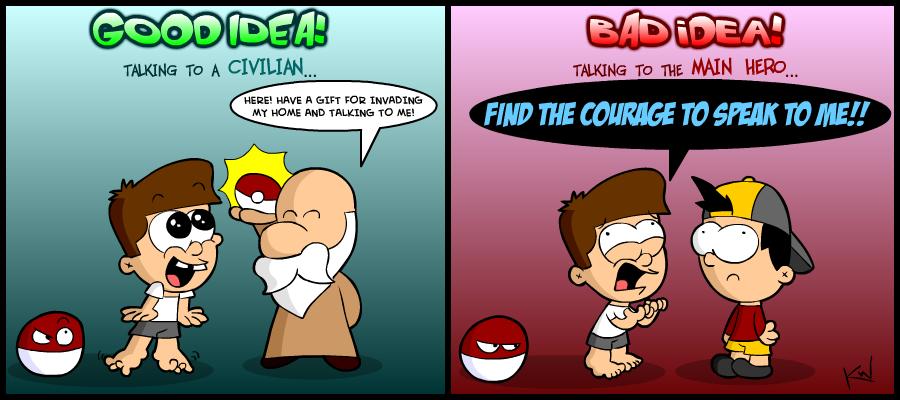 Fan Comics Pokemon Pokémon Pokemon Comic
