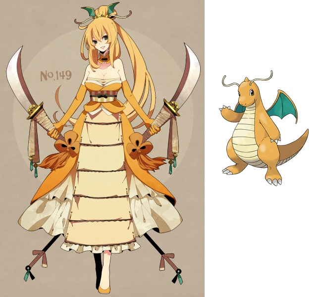 Anime Characters As Pokemon : Pokemon people pok�mon fan art  fanpop