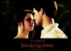 Poster Bella and Jacob