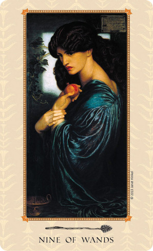 Proserpine: Tarot of Delphi