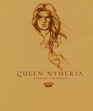 queen Nymeria poster