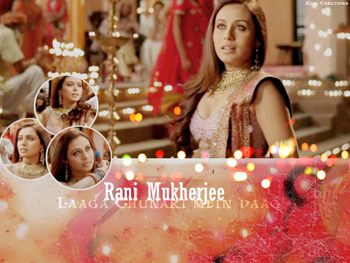 rani mukherjee wallpaper possibly containing a bouquet titled Rani in LCMD