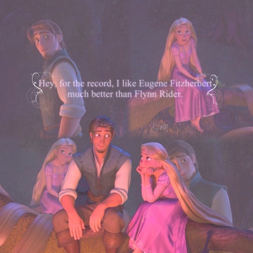 Tangled Wallpaper Called Rapunzel And Flynn