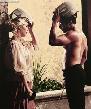 Rebekah and Marcel