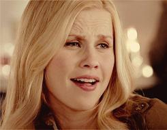 Rebekah disapproves.