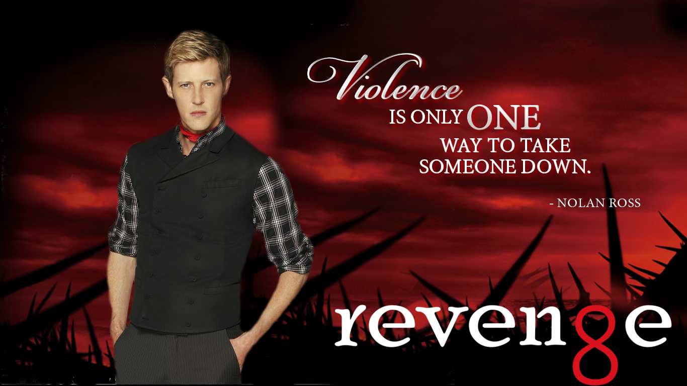 of revenge 28092014 revenge season 4 takes us to the hamptons and into a central new storyline: david clarke is alive and victoria is bent on revenge against amanda/emily.