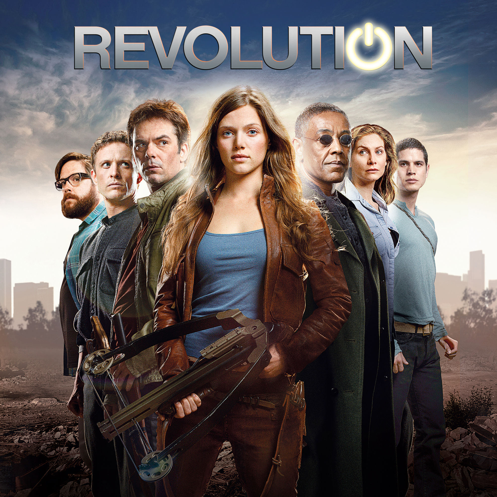 the television revolution Revolution comes from the minds of jj abrams and eric kripke it is an action adventure in which a family struggles to reunite in a post-apocalyptic american landscape.