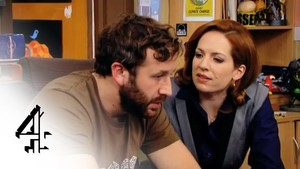 Roy & Jen // The IT Crowd- The Final Episode (2013)