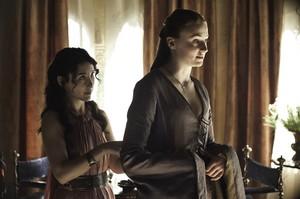 Sansa Stark & Shae