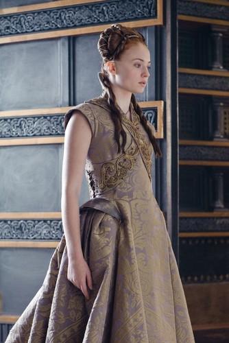 Sansa Stark Hintergrund titled Sansa Stark