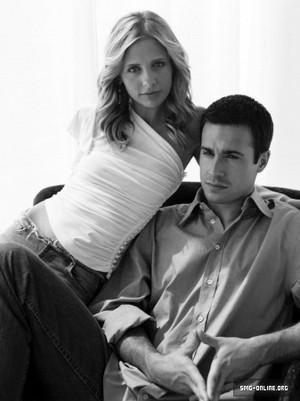 Sarah & Freddie Photoshoot <3