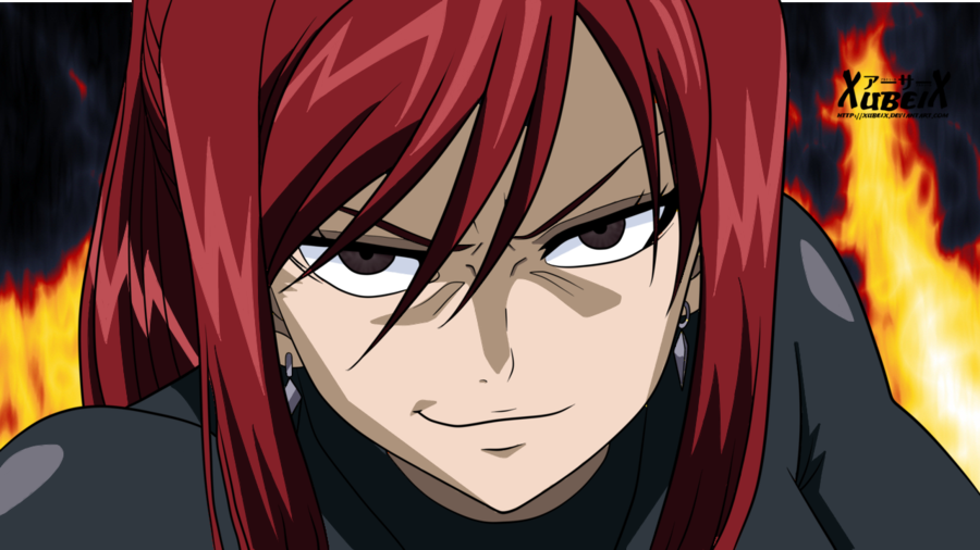 Erza Scarlett images Scary Erza!!!LOL HD wallpaper and ...