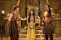 Scorpion King Family - dwayne-the-rock-johnson photo