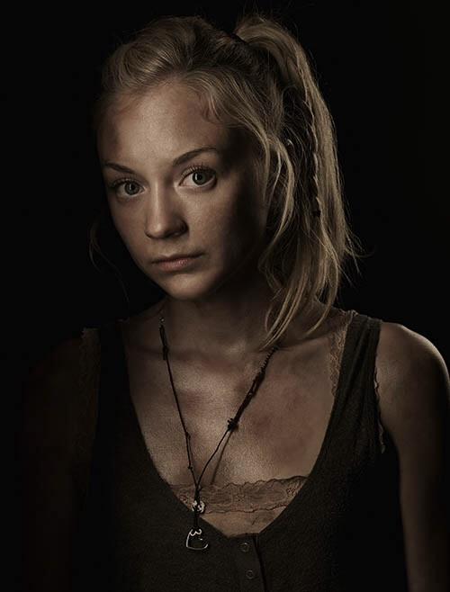 Season 4 Cast Portrait - Beth