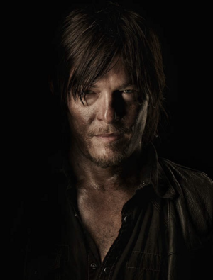 Season 4 Cast Portrait - Daryl