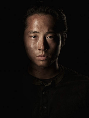 Season 4 Cast Portrait - Glenn