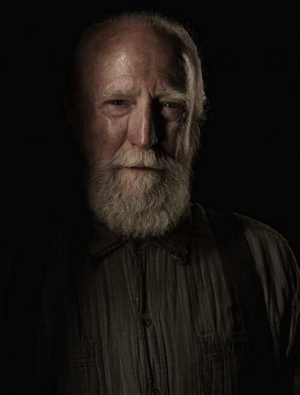 Season 4 Cast Portrait - Hershel