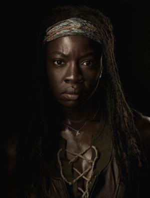 Season 4 Cast Portrait - Michonne