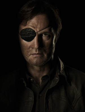 "Season 4 Cast Portrait - Phillip ""The Governor"""