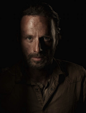 Season 4 Cast Portrait - Rick