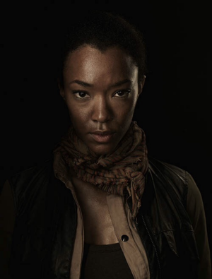 Season 4 Cast Portrait - Sasha